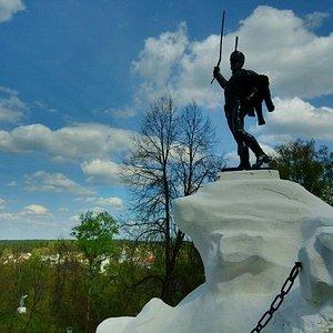 Памятник Дорохову И.С