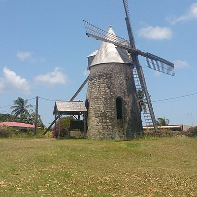 Visite au moulin de Bézard