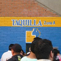 This is the place you purchase tickets, not beverages. 140 pesos is $9.35.  Such a deal!