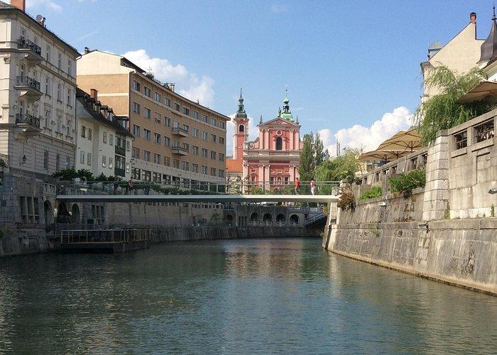 Take a cruise along the river