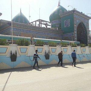 Camp of immam Hussain