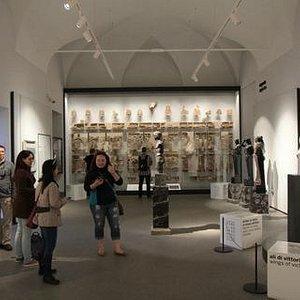 Palatine Museum - upstairs room