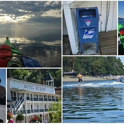First Class Fishing Charters and Adventures Day Trips to Roche Harbour, USA