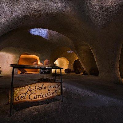 Antiche Grotte del Caricatore