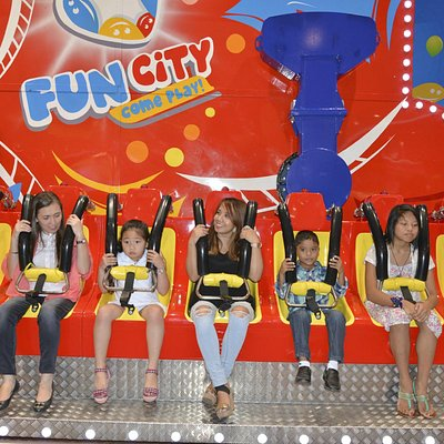 It's Fun in Fun City!