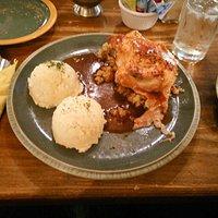 Special roast chicken
