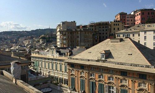 Terrazza Palazzo Rosso