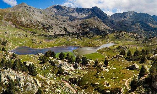 valle Madriu-Perafita-claror - vallée Madriu-Perafita-Claror