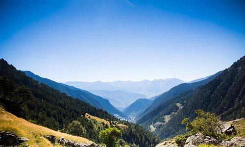 Parque Natural de los Valles del Comapedrosa - Parc Naturel des vallées du Comapedrosa