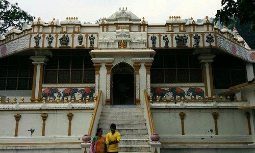 Krishna Mandir complex