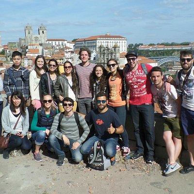 free tour porto