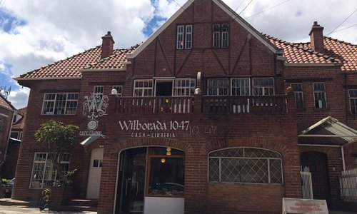 Casa Libreria  Wilborada 1047f