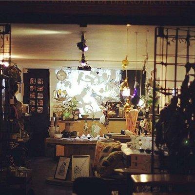 Vida Augusta Tienda de Regalos / Tienda de Diseño