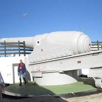 The 100-ton Gun