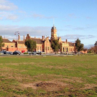 Maryborough Railway Station