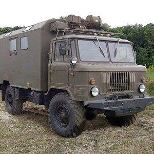 GAZ66 Military Truck