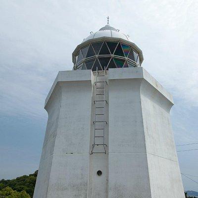 「伊王島灯台」です