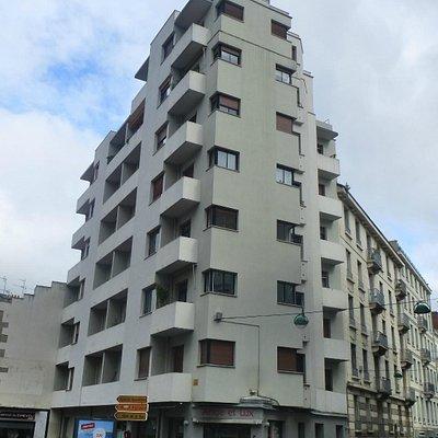 L'immeuble Moderne