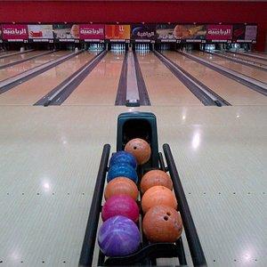 Universal Bowling Center (UBC)