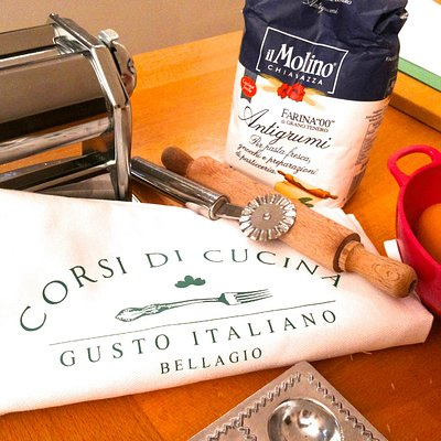 GUSTO ITALIANO BELLAGIO Cooking Classes
