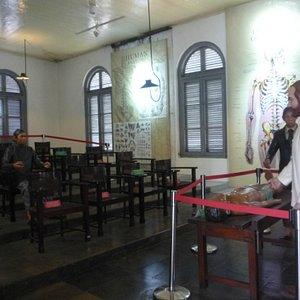 Ruang kuliah STOVIA