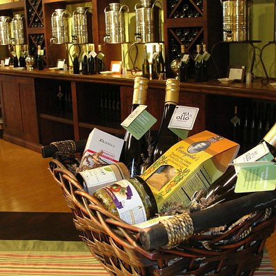 olio gift baskets - build your own