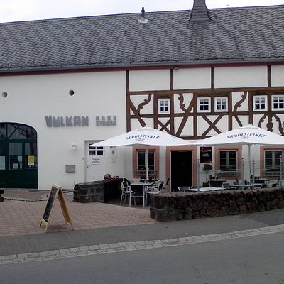 Vukanhaus und Cafe