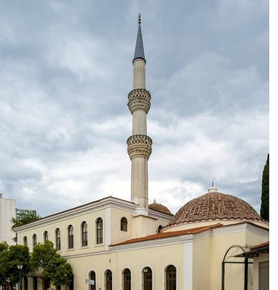 Old Mosque.