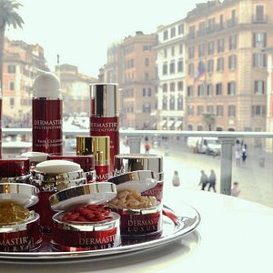 View from the first floor of Alta Care BeautySpa - Piazza di Spagna, 6