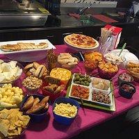 Buffet gratuito!!!