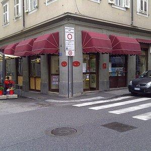 Tiffany Cafe Trieste