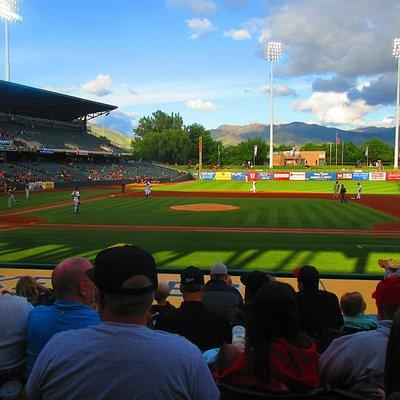 Smith's Ballpark, Salt Lake City, Utah