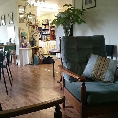 Fantastic tearooms, highly recommend their tomatoe, bacon and mushroom toasted sandwich, pot of
