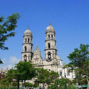 The Basilica of Zapopan