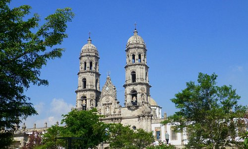The Basilica of Zapopan