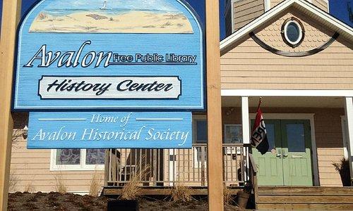 Avalon History Center