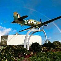 MOTAT Aviation Display Hall