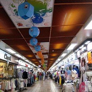 Jeju Jungang Underground Shopping Center