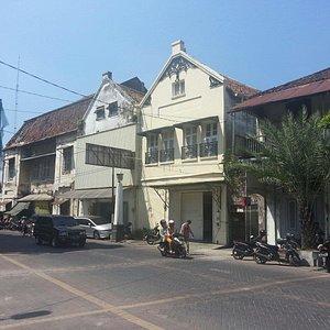 Semerang old town
