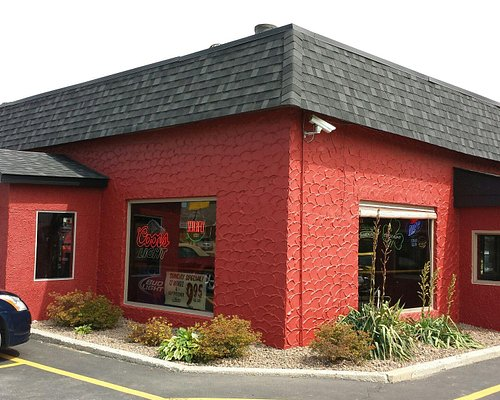 The RED Bar and Grill