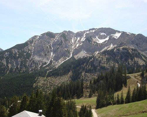 Sicht vom Breitenberg