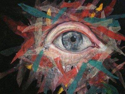 The eye by Helen Langford