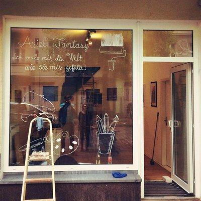 Renewing the Window-Art