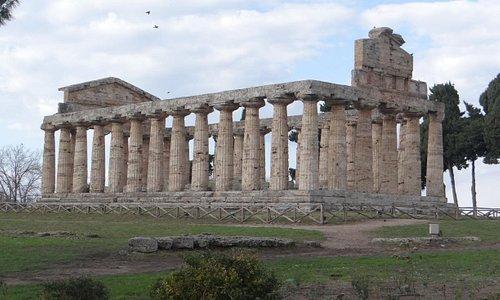 Il Tempio di Atena