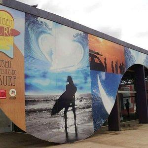 Museo del Surfing Santos, Brasil