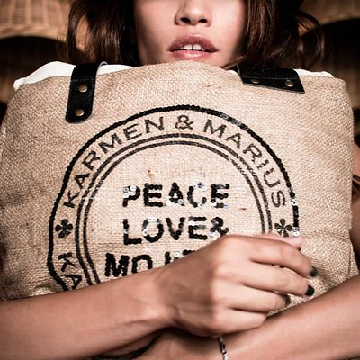 Peace love and Mojito Bags Edition