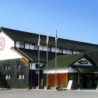 マルキン醤油記念館記念館入口