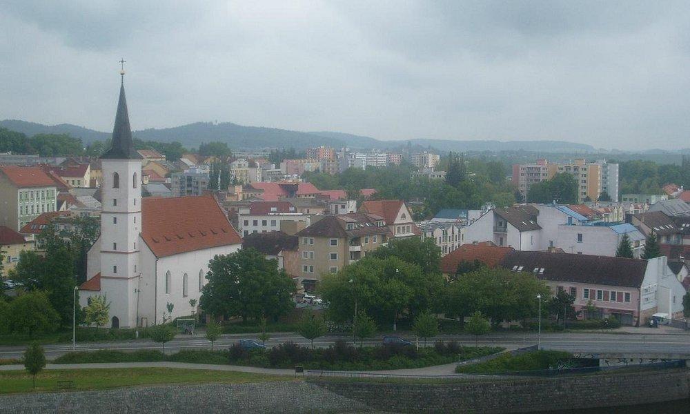Aussicht vom Turm Rumbal