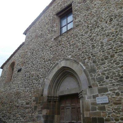 la ex chiesa di san Francesco
