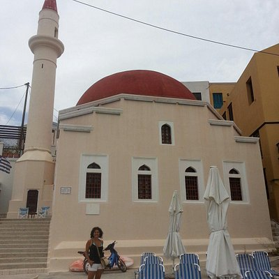 Popular Art Museum - Old Mosque